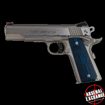 Colt Government Competition 45 ACP - Free Shipping - No CC Fees