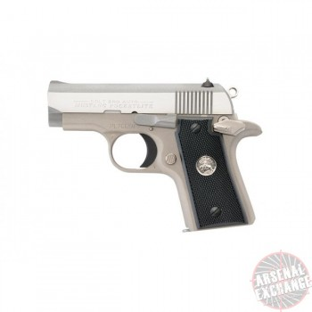 For Sale Colt Mustang Pocketlite 380 ACP - Free Shipping - No CC Fees $659.99 IL 60046