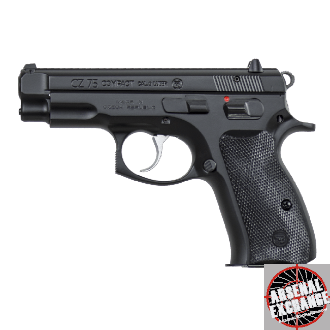 CZ 75 Compact 9mm - Free Shipping - No CC Fees