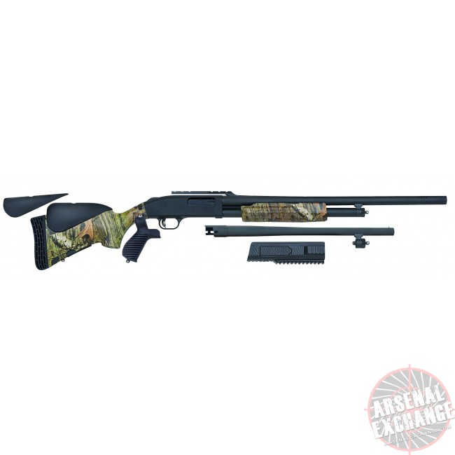 Mossberg Flex 500 Deer Security Combo 12GA - Free Shipping - No CC Fees