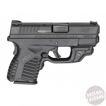 For Sale Springfield XDs CTC 9MM - Free Shipping - No CC Fees $559.99 IL 60046
