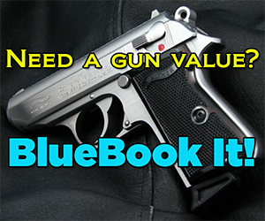 Need a gun value? BlueBook It!