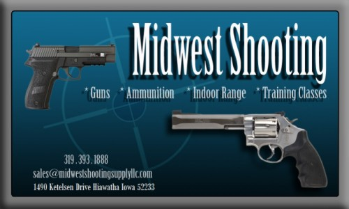 Midwest Shooting Supply Hiawatha IA 52233