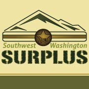 Southwest Washington Surplus Vancouver WA 98661