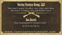 Veritas Venture 2nd Amendment Consultants Franklinton NC 27525