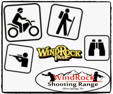 Windrock Shooting Range Oliver Springs TN 37840